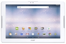 Acer Iconia 16 GB 4 G White Tablet