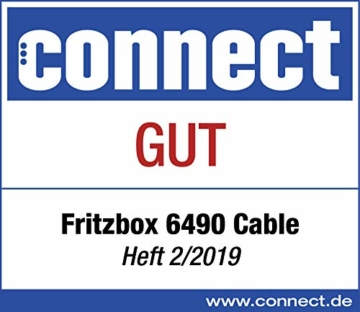 AVM FRITZ!Box 6490 Cable