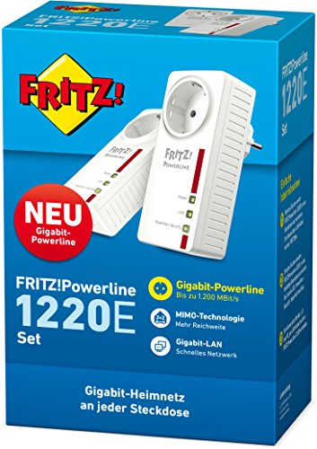 AVM FRITZ!Powerline 1220E
