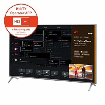 Panasonic 4K Fernseher