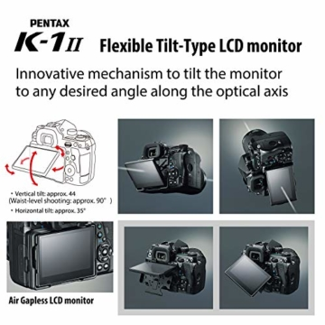 PENTAX Mark II Spiegelreflexkamera