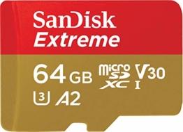SanDisk Extreme 64GB microSD