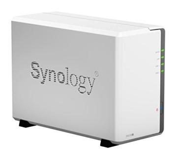 Synology DS218j Netzwerkspeicher